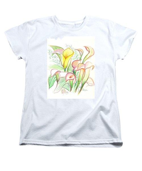 In The Golden Afternoon Women's T-Shirt (Standard Cut) by Kip DeVore