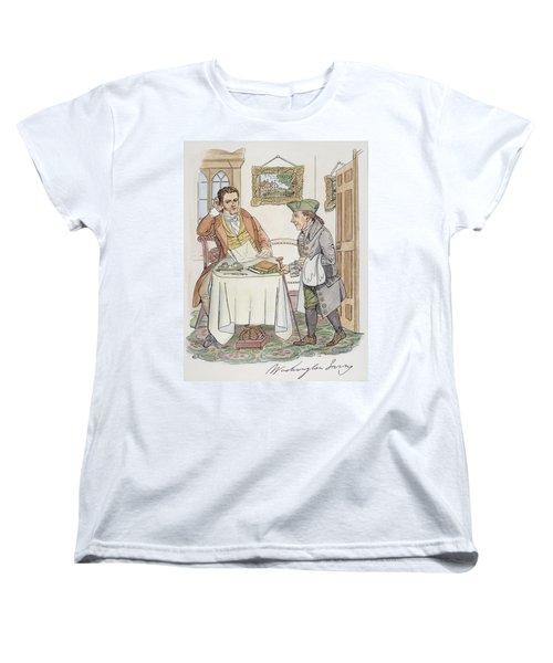 Irving & Knickerbocker Women's T-Shirt (Standard Cut) by Granger