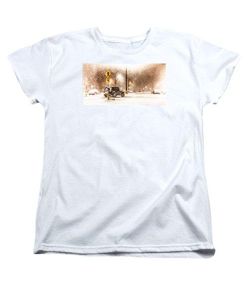 It's A Jeep Thing Women's T-Shirt (Standard Cut) by Sennie Pierson