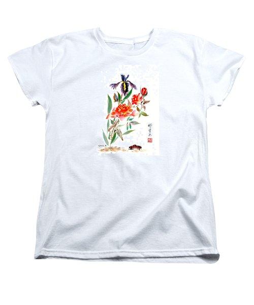 Journey Women's T-Shirt (Standard Cut) by Bill Searle