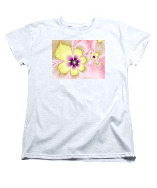 Joy Women's T-Shirt (Standard Cut) by Gabiw Art