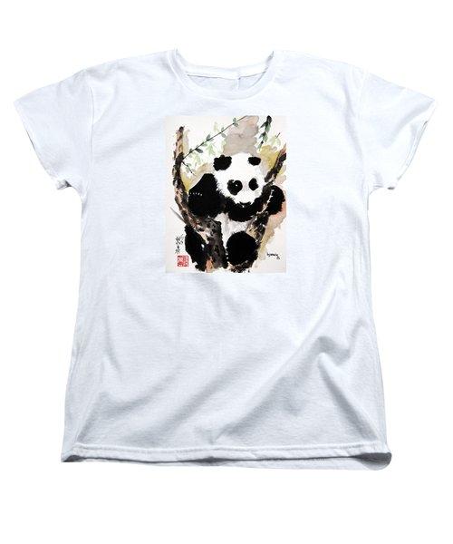 Joyful Innocence Women's T-Shirt (Standard Cut) by Bill Searle