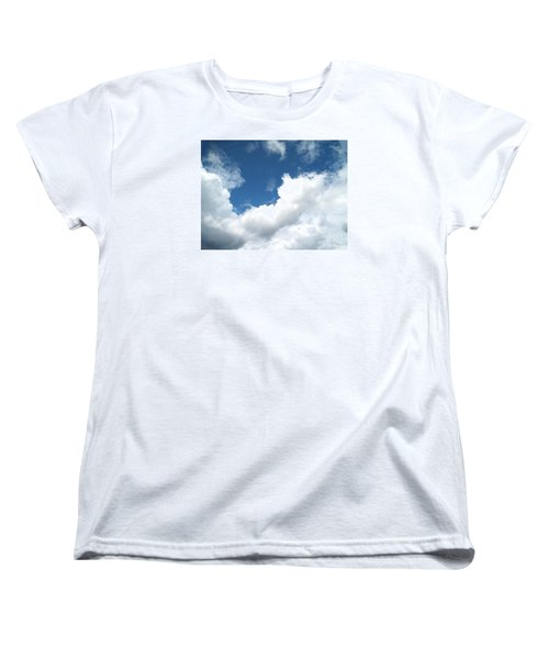 Just Breathe ... Women's T-Shirt (Standard Cut) by Susan  Dimitrakopoulos
