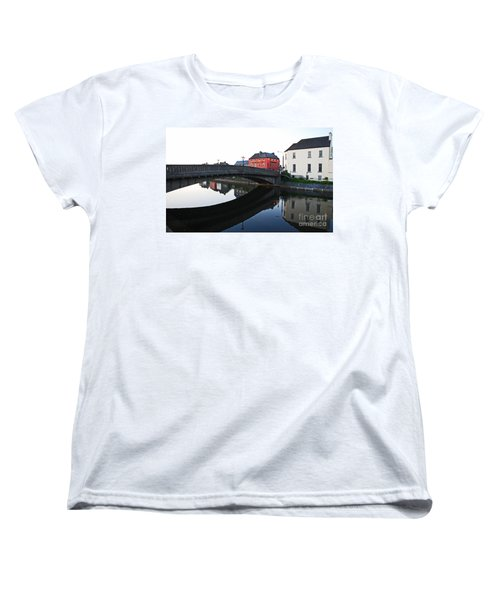 Women's T-Shirt (Standard Cut) featuring the photograph Kilkenny by Mary Carol Story
