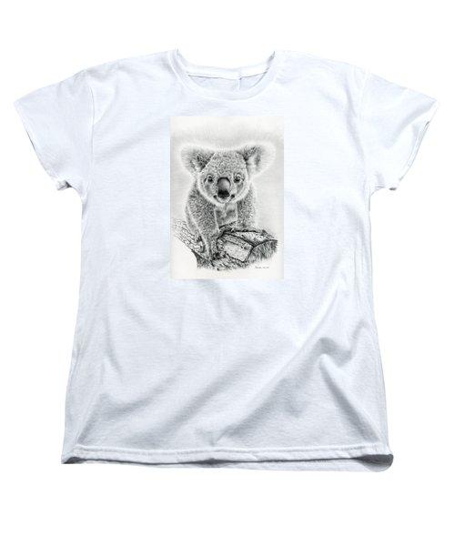 Koala Oxley Twinkles Women's T-Shirt (Standard Cut) by Remrov
