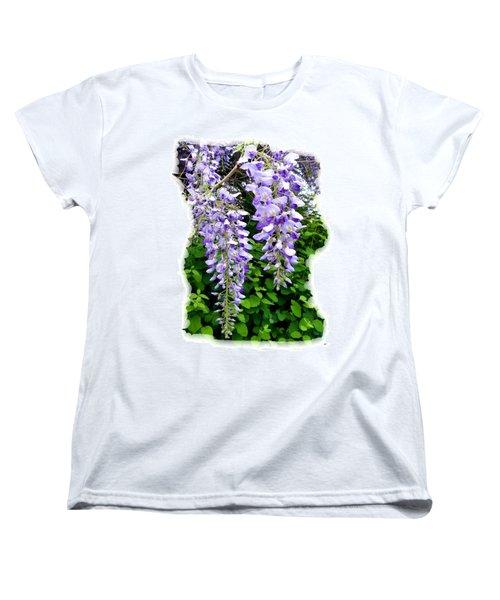 Lake Country Wisteria Women's T-Shirt (Standard Cut)