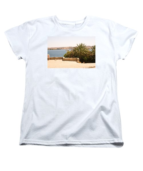 Lakeview 2 Women's T-Shirt (Standard Cut) by James Gay
