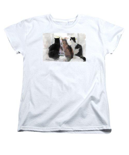Longing Women's T-Shirt (Standard Cut) by Greg Collins