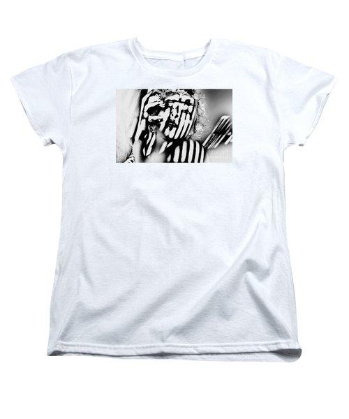 Lotus Lights Women's T-Shirt (Standard Cut) by Jessica Shelton