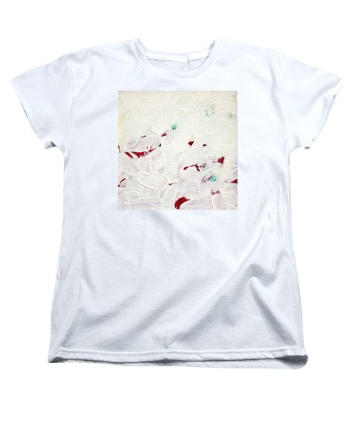 Women's T-Shirt (Standard Cut) featuring the painting Luminous  C2013 by Paul Ashby