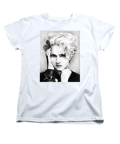 Madonna Women's T-Shirt (Standard Cut) by Fred Larucci