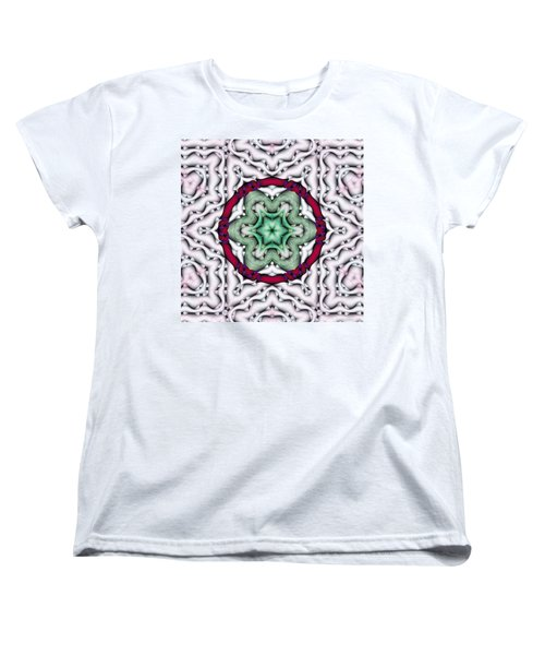 Mandala 7 Women's T-Shirt (Standard Cut) by Terry Reynoldson