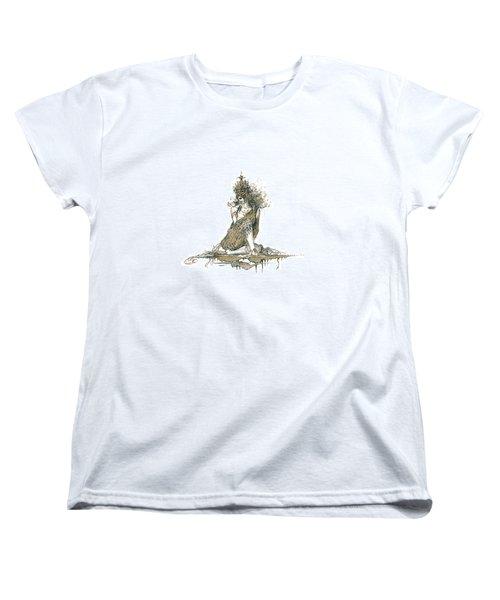 Wanita Women's T-Shirt (Standard Cut) by Julio Lopez
