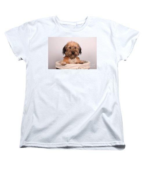 Women's T-Shirt (Standard Cut) featuring the photograph Max 2 by Randi Grace Nilsberg