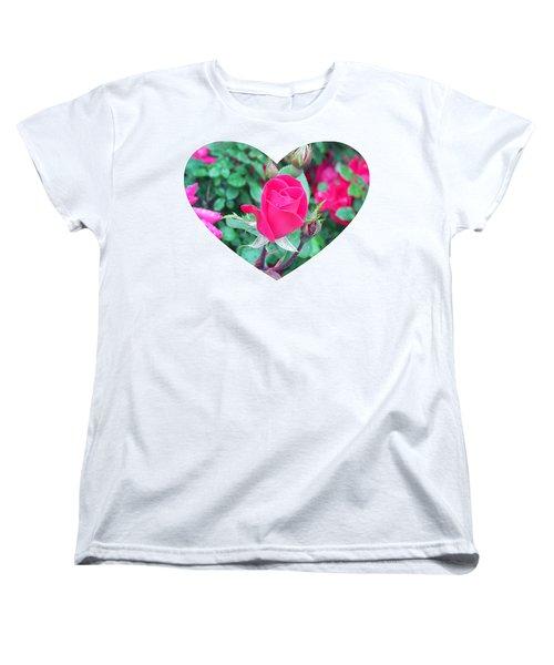 Memory Of A Mother's Love  Women's T-Shirt (Standard Cut) by Pamela Hyde Wilson