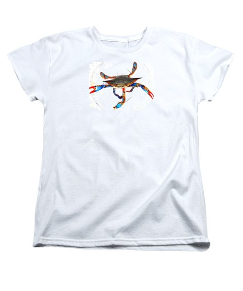 Mess With Me............sold. Women's T-Shirt (Standard Cut) by Antonia Citrino