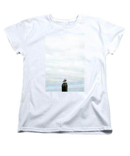 Mine Women's T-Shirt (Standard Cut) by Lon Casler Bixby