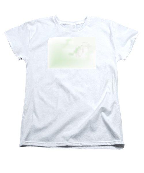 Monastery Women's T-Shirt (Standard Cut) by Kevin McLaughlin