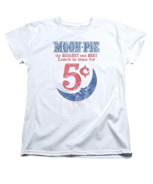 Moon Pie -  - Lunch Munch Women's T-Shirt (Standard Fit)