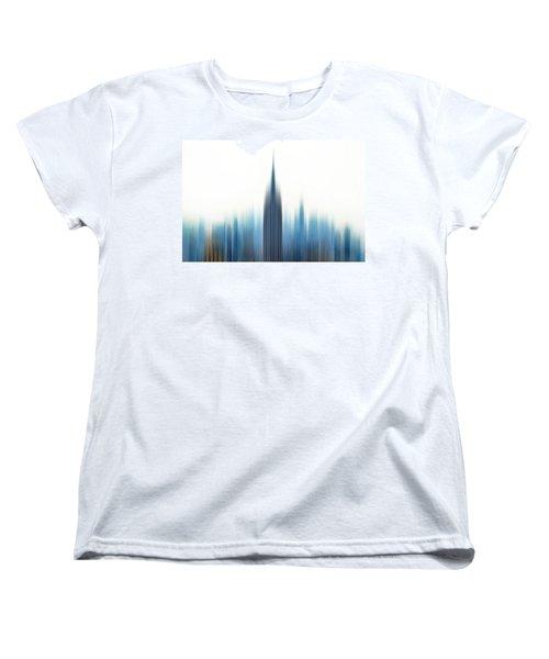 Moving An Empire Women's T-Shirt (Standard Cut) by Az Jackson