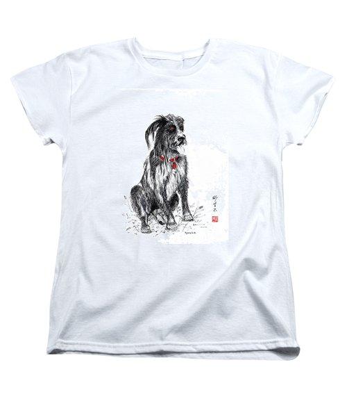 Murphy Women's T-Shirt (Standard Cut) by Bill Searle