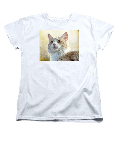 My Squishy Women's T-Shirt (Standard Cut) by Ellen Cotton