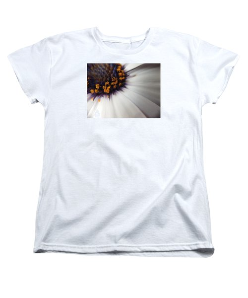 Women's T-Shirt (Standard Cut) featuring the photograph Nature Photography 5 by Gabriella Weninger - David