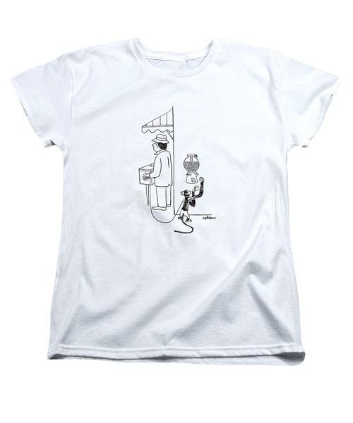 New Yorker August 26th, 1944 Women's T-Shirt (Standard Cut)