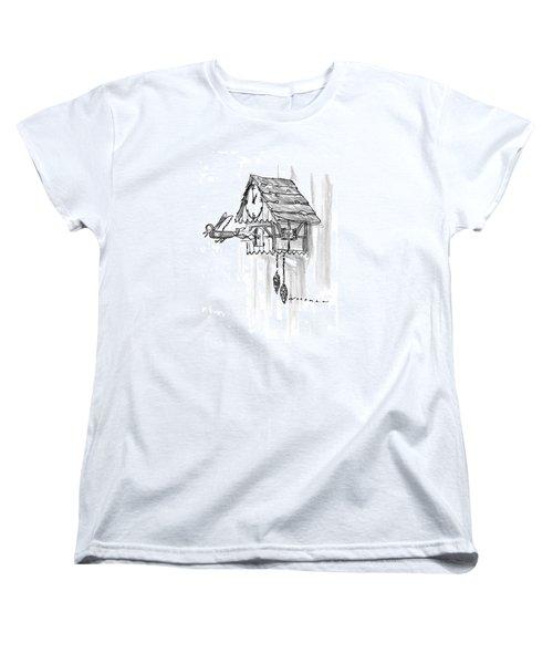 New Yorker February 10th, 1997 Women's T-Shirt (Standard Cut) by Bill Woodman