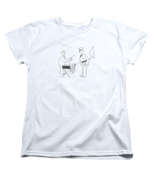 New Yorker November 9th, 1940 Women's T-Shirt (Standard Cut)
