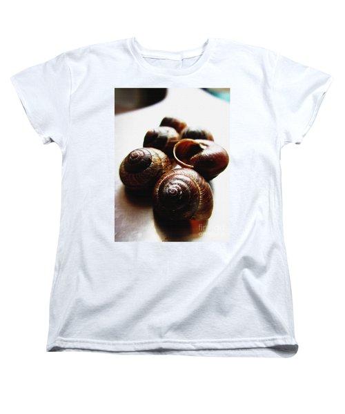 Nobody Home Women's T-Shirt (Standard Cut) by Martin Howard