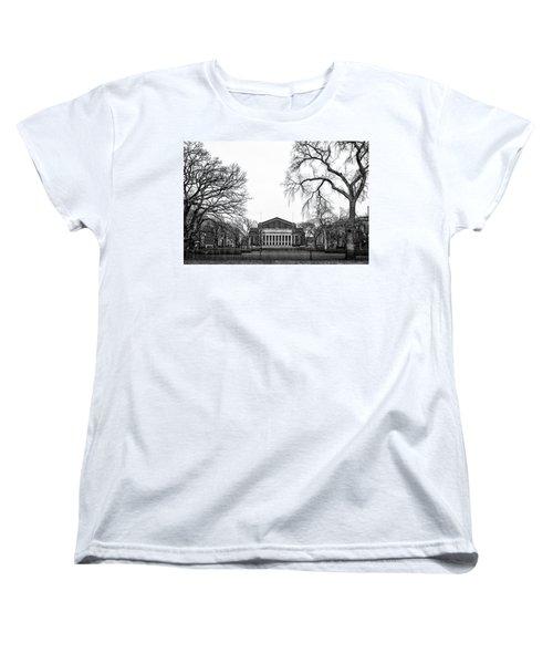 Northrop Auditorium At The University Of Minnesota Women's T-Shirt (Standard Cut) by Tom Gort