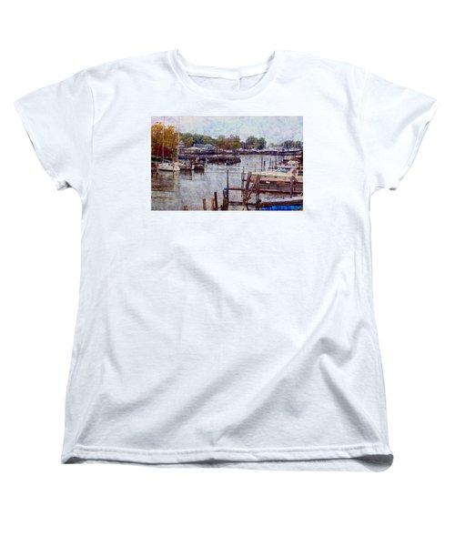 Olcott Women's T-Shirt (Standard Cut) by Tammy Espino