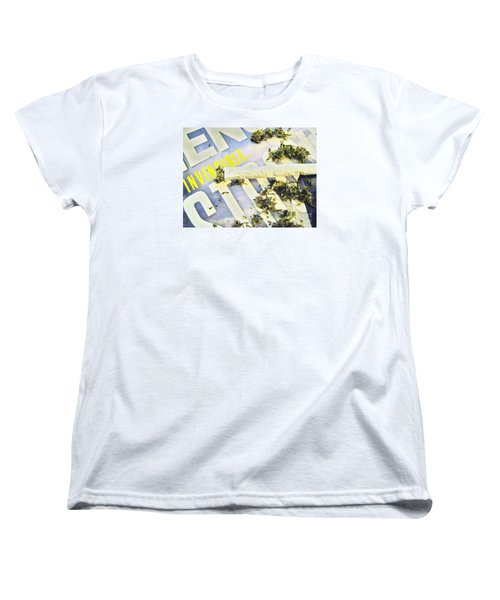 Women's T-Shirt (Standard Cut) featuring the photograph Or So I Thought by John King