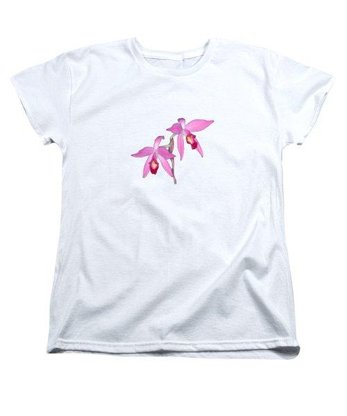 Orchid 1-1 Women's T-Shirt (Standard Cut)