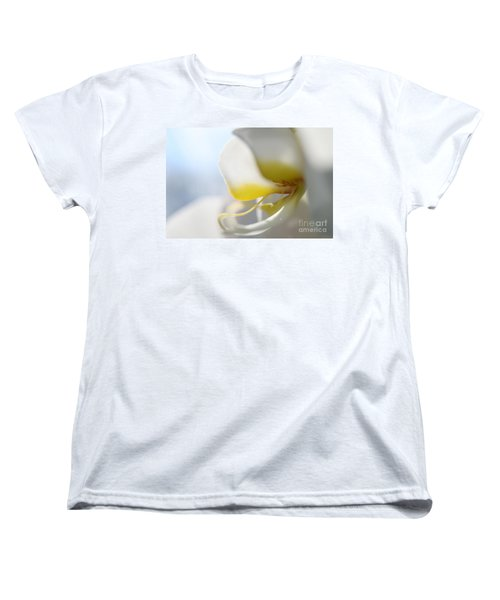 Orchid Melody  Women's T-Shirt (Standard Cut) by Neal Eslinger