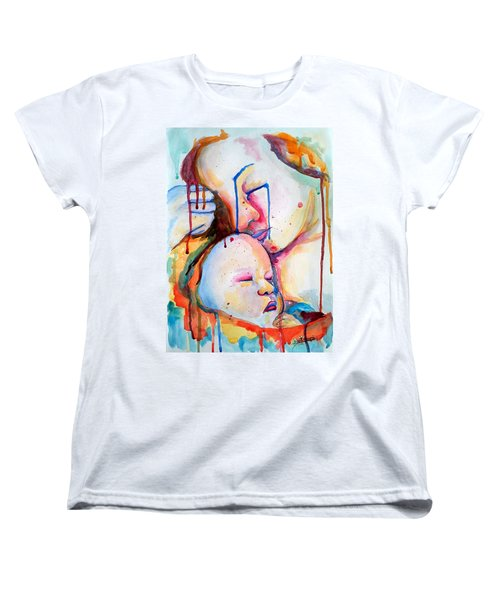 Painful Joy Women's T-Shirt (Standard Cut) by Janet Garcia