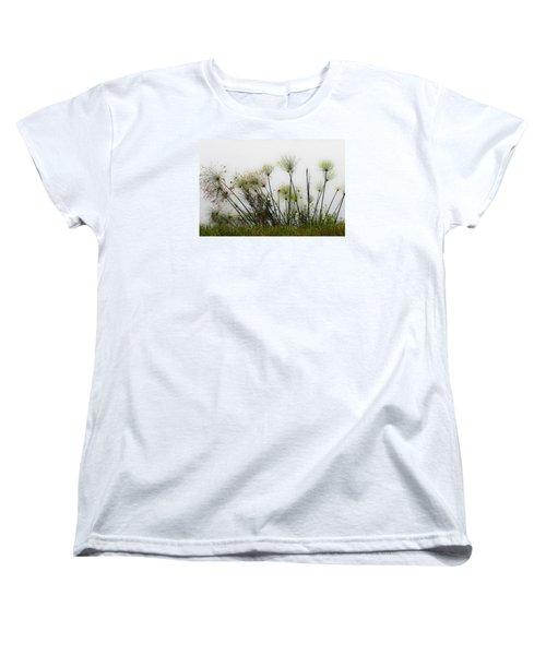 Papyrus Women's T-Shirt (Standard Cut) by Menachem Ganon