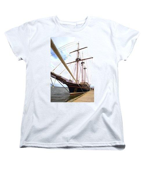 Women's T-Shirt (Standard Cut) featuring the photograph Peacemaker by Gordon Elwell