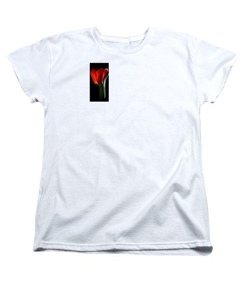 Women's T-Shirt (Standard Cut) featuring the photograph Perfect Love by Julie Palencia
