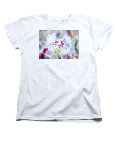 Magic In Pink Women's T-Shirt (Standard Cut) by Parker Cunningham