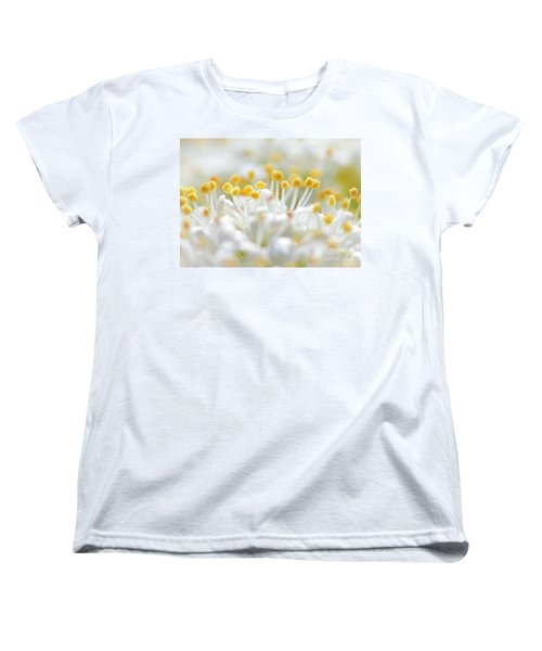 Pollen Women's T-Shirt (Standard Cut) by David Perry Lawrence