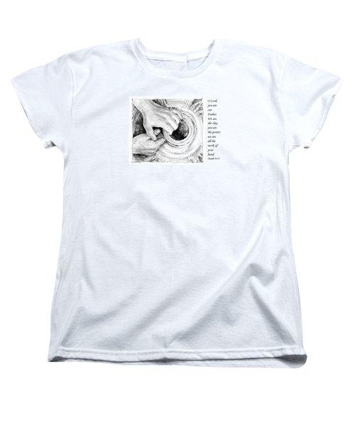 Potter And Clay Women's T-Shirt (Standard Cut)