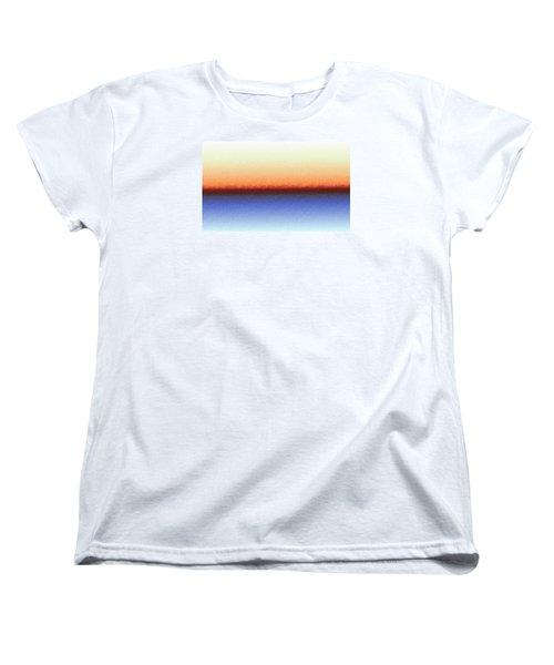 Women's T-Shirt (Standard Cut) featuring the digital art Praestituebatis by Jeff Iverson