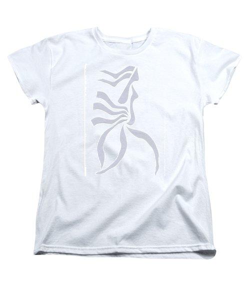 Pregnant Fog Women's T-Shirt (Standard Cut) by Delin Colon