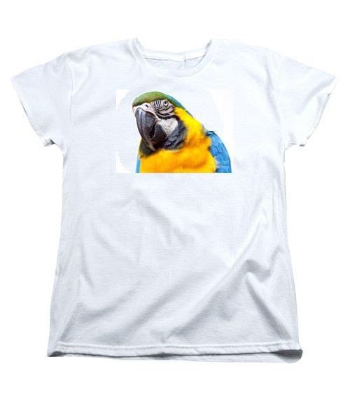Women's T-Shirt (Standard Cut) featuring the photograph Pretty Bird by Roselynne Broussard