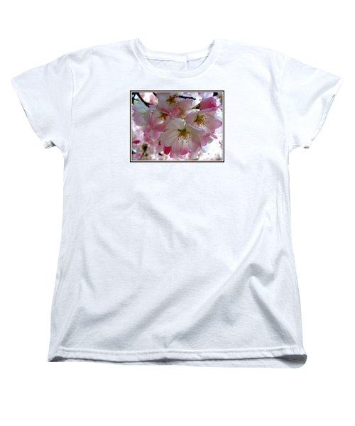 Resplendent Women's T-Shirt (Standard Cut) by Patti Whitten