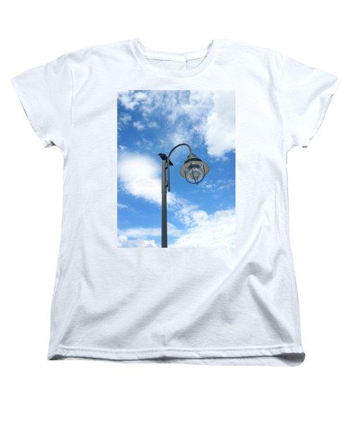 Rest Stop For The Harbinger Women's T-Shirt (Standard Cut) by Lon Casler Bixby