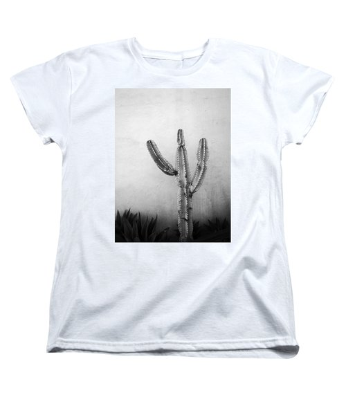 Ribbing Women's T-Shirt (Standard Cut) by David Pantuso
