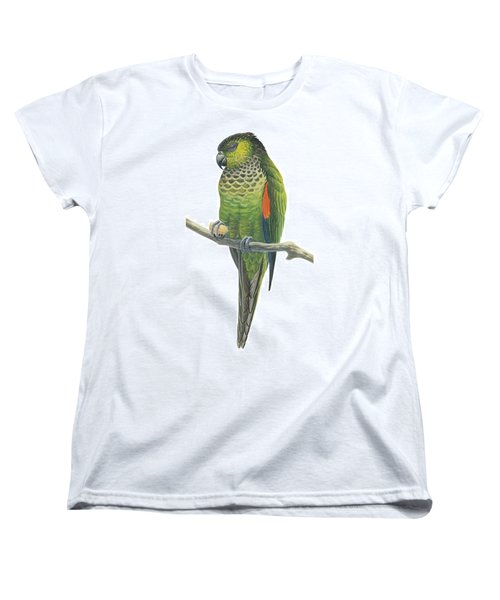 Rock Parakeet Women's T-Shirt (Standard Cut) by Anonymous